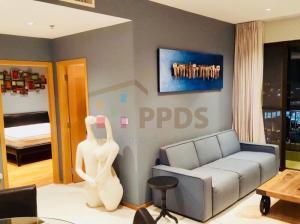 For RentCondoSukhumvit, Asoke, Thonglor : One specious bedroom for rent or sale 65 sq.m at Emporio Place Sukhumvit 24
