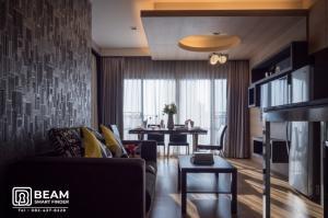 For RentCondoSukhumvit, Asoke, Thonglor : NB019_P😍NOBLE REVEAL EKAMAI😍**Beautiful room, fully furnished, ready to move in**💖