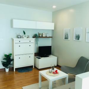 เช่าคอนโดสยาม จุฬา สามย่าน : ฺB261 Wish @ Samyan condominium for rent.