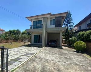 For SaleHouseRamkhamhaeng,Min Buri, Romklao : BH_01169 House for sale Habitia Panyaintra 1