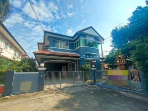 For SaleHouseRamkhamhaeng,Min Buri, Romklao : BH_01165 House for sale Piampirom Ramkhamhaeng-Wongwan