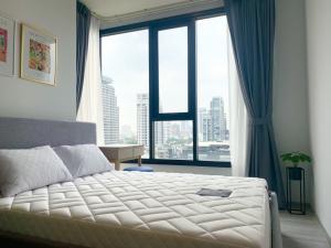 เช่าคอนโดสุขุมวิท อโศก ทองหล่อ : XT Ekkamai (เจ้าของให้เช่าเอง) 1 ห้องนอน ห้องมุม ราคา 16,000 บาท/เดือน
