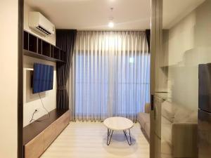 For RentCondoOnnut, Udomsuk : FOR RENT/SALE :: Life Sukhumvit 48 : Fully furnished Nice city view Near BTS Phra Khanong (L21_0354)