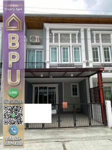 For RentTownhouseSamrong, Samut Prakan : ** 4 Bedrooms Townhome for Rent ** Golden Neo Sukhumvit-Lasalle