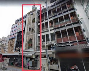 เช่าตึกแถว อาคารพาณิชย์ราชเทวี พญาไท : 1BH805 ให้เช่าอาคารพาณิชย์ 5ชั้น 2ห้องนอน 5ห้องน้ำ ติดถนนพญาไท ใกล้สถานีไฟฟ้าBTSพญาไท เขตราชเทวี