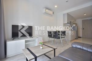 For RentCondoRama9, RCA, Petchaburi : Best Price!! Ideo Mobi Rama 9 @20,000 Bath/Month - 2 Bedroom Fully Furnished Near MRT Phra Ram 9