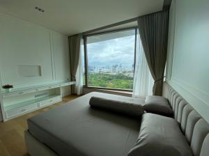 For RentCondoSilom, Saladaeng, Bangrak : Saladaeng One For Rent Best Deal and Park View with Luxury Interior