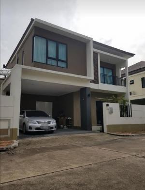 เช่าบ้านพัฒนาการ ศรีนครินทร์ : Detached House For Rent Srinakarin