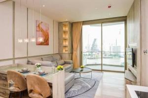 เช่าคอนโดวงเวียนใหญ่ เจริญนคร : พลาดไม่ได้!! ห้องตำแหน่งดีได้วิวแม่น้ำทั้งห้อง พร้อมราคาสุดคุ้ม Magnolias Waterfront Residences