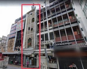 เช่าตึกแถว อาคารพาณิชย์ราชเทวี พญาไท : For Rent ให้เช่าอาคารพาณิชย์ 5.5 ชั้น ริมถนนพญาไท ใกล้ BTS พญาไท เหมาะในเชิงพาณิชย์