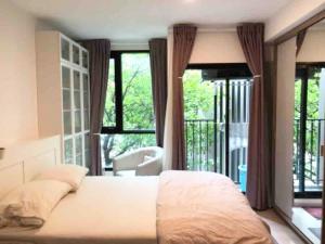 For RentCondoVipawadee, Don Mueang, Lak Si : For rent Knightbridge Phaholyothin-Interchange 🍁 5th floor garden view 🍁