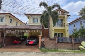 ขายบ้านบางใหญ่ บางบัวทอง ไทรน้อย : 🔥Hot Sale🔥ขายบ้าน ธนาสิริ ปิ่นเกล้า-ราชพฤกษ์ [Thanasiri Pinklao - Ratchapruek ]