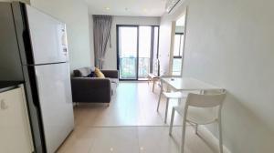 For RentCondoRatchadapisek, Huaikwang, Suttisan : Quinn Ratchada 17 For Rent , high floor,  nice view