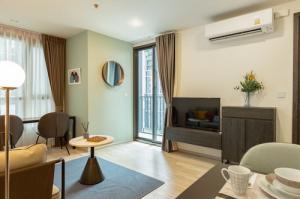 เช่าคอนโดรัชดา ห้วยขวาง : 6409-286 ให้เช่า คอนโด รัชดา สุทธิสาร MRTห้วยขวาง XT Huaykwang 2ห้องนอน