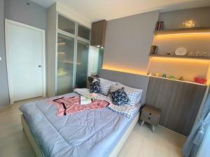 For RentCondoRatchadapisek, Huaikwang, Suttisan : Chapter One Eco : ห้องใหญ่ 30 ตร.ม. ตึก G ตกแต่งฟรุ้งฟริ้งพร้อมอยู่💥 FOR RENT 💥