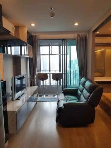 For RentCondoSiam Paragon ,Chulalongkorn,Samyan : FOR RENT :: IDEO Q Chula-Samyan : Fully furnished Ready to move in Near MRT Sam Yan (L21_0362)