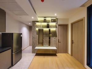 เช่าคอนโดพระราม 9 เพชรบุรีตัดใหม่ : (For Rent) Ashton Asoke Rama 9 @ 22,000 Baht/Month 36 Sqm 1 Bed 1 Bath, Fully furnished, high floor, good room Call 083-882-4256 Big