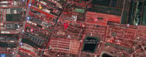 For SaleLandLadkrabang, Suwannaphum Airport : vacant land for sale Green Lake Village Bangna-Trad Road, 200 sq.wa., 3.4 million baht