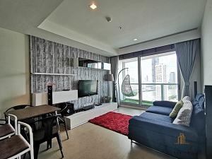 เช่าคอนโดวงเวียนใหญ่ เจริญนคร : Condo For RENT 1 Bedroom The River condo 25,000 บาทต่อเดือน