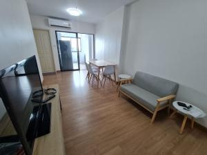 For RentCondoChengwatana, Muangthong : For Rent !! Supalai Loft Chaeng Wattana Condo 47 sq.m. (Fully Furnished / Brand New)