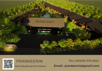 For SaleHouseHua Hin, Prachuap Khiri Khan, Pran Buri : Detached houses near Hua Hin, luxury resort-style