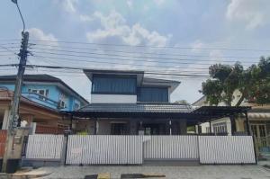 For SaleHouseNakhon Pathom, Phutthamonthon, Salaya : 🔥Hot Sale🔥**[home for sale] Chaiyaphruek Thawi Watthana
