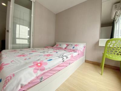 For RentCondoBang kae, Phetkasem : 🔥Condo for rent Mona Vale Petchkasem 39🔥  7th floor, Building B  Size 26 sq.m., 1 bedroom, 1 bathroom  #corner room  Rent only 6,000 ฿/m.