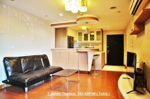 เช่าคอนโดพระราม 9 เพชรบุรีตัดใหม่ : 📣ห้องสวย Available For Rent 1 bedroom size 50sqm, nice view at Belle Grand Rama9 Plz contact to visit
