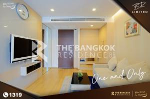 For SaleCondoRama9, RCA, Petchaburi : Best Price!! Fully Furnished Condo for Sale Near MRT Phetchaburi - Address Asoke @5.89MB