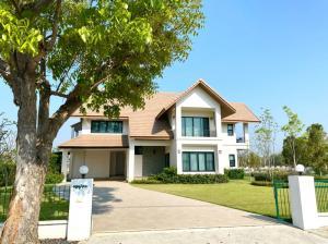 For SaleHouseChiang Mai : New Detached house for sale in Sankamphaeng Chiang Mai : Baannaifan 4