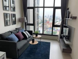 For SaleCondoRatchadapisek, Huaikwang, Suttisan : Sale Centric Ratchada-Huai Khwang 1 bedroom 56 Sq.m. fully furnished ready to move in  6.9 mb 56 Sq.m. 1 bedroom 2 bathroom Full furnished  6.9mb.