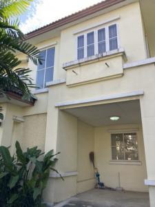 เช่าบ้านนครปฐม พุทธมณฑล ศาลายา : RHT601 ให้เช่าบ้านเดี่ยว2 ชั้นโครงการ  ชัยพฤกษ์ 13   3 ห้องนอน 2 ห้องน้ำใกล้มหาวิทยาลัยมหิดลศาลายา