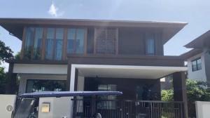 ขายบ้านพัฒนาการ ศรีนครินทร์ : ขายบ้านเดี่ยว เนื้อที่ 75.10 ตรว.หมู่บ้านบุราสิริ พัฒนาการ ตกแต่งพร้อมอยู่