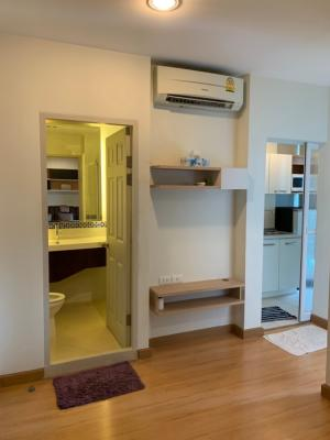 For SaleCondoRatchadapisek, Huaikwang, Suttisan : For sale Life@ratchada suththisan  type 1 bed 1 bath   size 30 sq.m  floor 14   fully furnished   best price 3.5 MB    contact นัดดูห้อง porto 062-2189555  Line : i-portofc