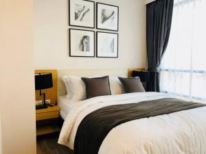 เช่าคอนโดสีลม ศาลาแดง บางรัก : เช่าด่วน !! ห้องแต่งสวยมาก ชั้นสูงวิวสวย Siamese Surawong