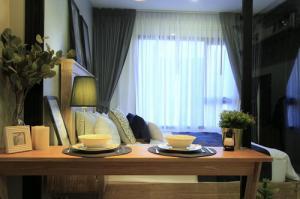เช่าคอนโดคลองเตย กล้วยน้ำไท : 6408-596 ให้เช่า คอนโด รัชดา พระราม 9 MRTเพชรบุรี Life Asoke 1ห้องนอน ชั้นสูง