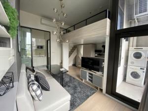 เช่าคอนโดพระราม 9 เพชรบุรีตัดใหม่ : 6408-593 ให้เช่า คอนโด รัชดา พระราม 9 MRTระราม9 Chewathai Residence Asoke 1ห้องนอน