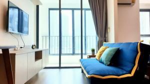 เช่าคอนโดสยาม จุฬา สามย่าน : 6408-580 ให้เช่า คอนโด สยาม จุฬา MRTสามย่าน Ideo Q Chula - Samyan 1ห้องนอน
