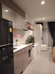 เช่าคอนโดพระราม 9 เพชรบุรีตัดใหม่ : 6408-559 ให้เช่า คอนโด รัชดา พระราม 9 MRTพระราม9 LIFE Asoke - Rama 9 ห้อง Studio ชั้นสูง