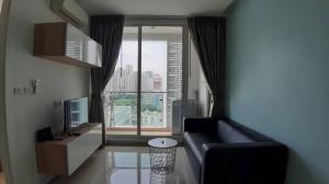 เช่าคอนโดพระราม 9 เพชรบุรีตัดใหม่ : 6408-548 ให้เช่า คอนโด รัชดา พระราม 9 MRTพระราม9 TC Green Rama 9 1ห้องนอน