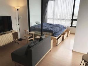 เช่าคอนโดลาดพร้าว เซ็นทรัลลาดพร้าว : 6408-542 ให้เช่า คอนโด ลาดพร้าว เซนทรัล MRTลาดพร้าว Maru Ladprao 15 1ห้องนอน ชั้นสูง
