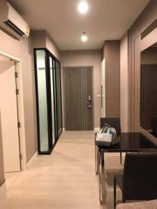 เช่าคอนโดพระราม 9 เพชรบุรีตัดใหม่ : 6408-463 ให้เช่า คอนโด รัชดา พระราม 9 MRTเพชรบุรี The Niche Pride Thonglor-Phetchaburi 1ห้องนอน