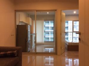 เช่าคอนโดพระราม 9 เพชรบุรีตัดใหม่ : 6408-437 ให้เช่า คอนโด รัชดา พระราม 9 MRTพระราม9 Aspire Rama 9 1ห้องนอน วิวสวน