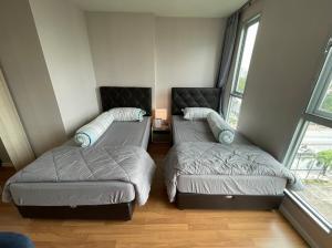 For RentCondoKasetsart, Ratchayothin : 😊 For Rent Lumpini The Selected Kaset - Ngamwongwan Fully furnished