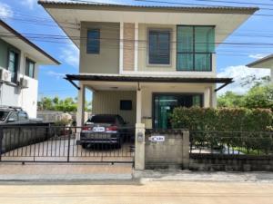 For SaleHouseSamrong, Samut Prakan : 🔥Hot Sale🔥**[home for sale] Golden Village Bangna-Kingkaew