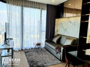 For RentCondoSiam Paragon ,Chulalongkorn,Samyan : AT021_P💖Ashton Chula-Silom💖**Beautiful room, fully furnished, ready to move in**Beautiful view, no block
