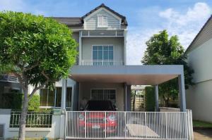 For SaleHouseSamrong, Samut Prakan : 🔥Hot Sale🔥**[home for sale] The Village Bangna-Wongwaen 4