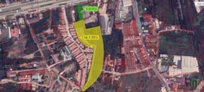 For SaleLandBang kae, Phetkasem : [Urgent Sale] Beautiful Land 2 Plots 73 Sq.wa. Location next to Petchkasem Road