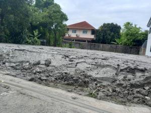 ขายที่ดินนวมินทร์ รามอินทรา : ขายที่ดินเปล่า ถมแล้ว เหมาะสร้างบ้าน ซอยนวมินทร์42