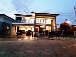 เช่าบ้านพัฒนาการ ศรีนครินทร์ : ให้เช่าบ้านสวยพร้อมอยู่ The City พัฒนาการ Luxury House